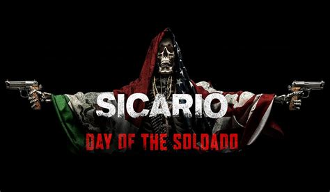 'Sicario 2': Official Trailer For Sequel 'Day Of The
