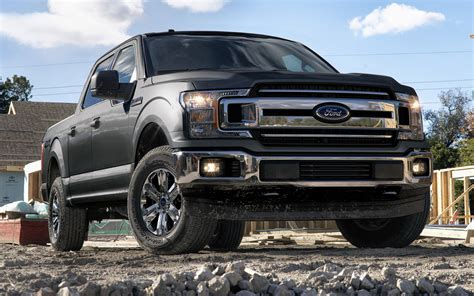 2018 Ford F-150 XLT SuperCrew - Wallpapers and HD Images
