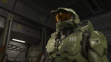 Marvel At This Glorious New Screenshot Of Master Chief In