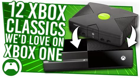 12 Original Xbox Classics We'd Love To Play On Xbox One