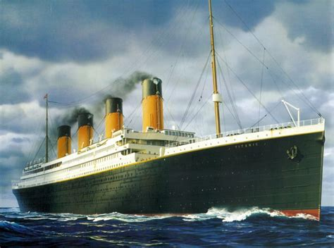 MaritimeQuest - RMS Titanic (1912) The art of Titanic Page 3