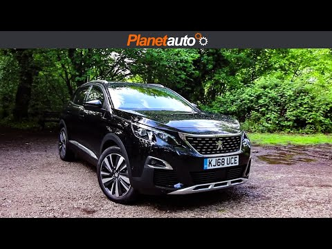 Discover the new SUV PEUGEOT 3008 GT Line