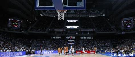 WiZink Center   Real Madrid Basketball Arena   Real Madrid
