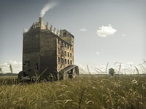 Impossible Photography by Erik Johansson | Earthly Mission