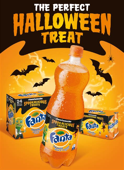 FANTA Seeks To Own Halloween With Major New Multi-Channel