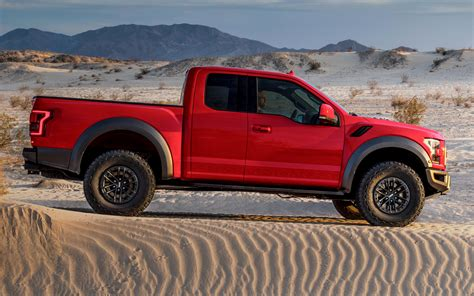 2019 Ford F-150 Raptor SuperCab - Wallpapers and HD Images