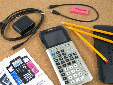 Texas Instruments TI-84 Plus CE - with GIVEAWAY - Frugal