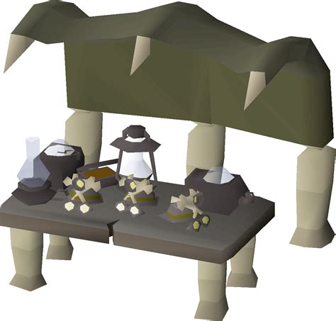 Miltog's Lamps - OSRS Wiki