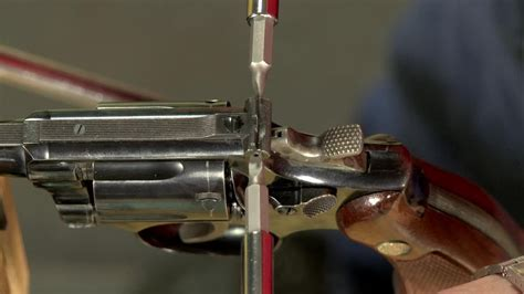 Gunsmithing - How to Install a Rear Sight Blade on a Smith