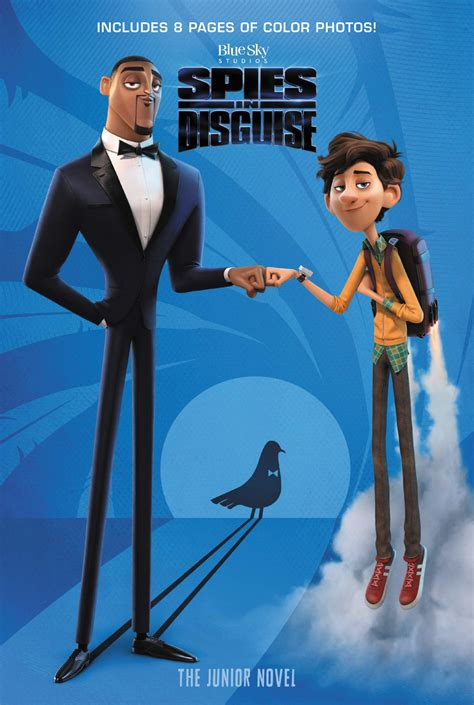 Spies in Disguise Review (2019)   Pigeon Me Not   Straight