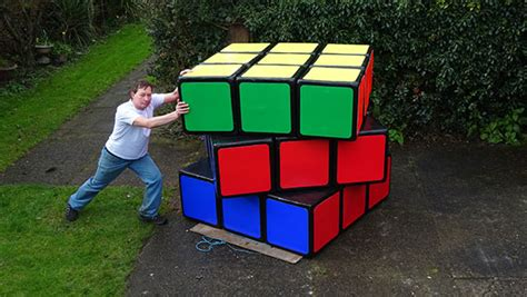 10 mind-boggling Rubik's cube records we've seen in 2018