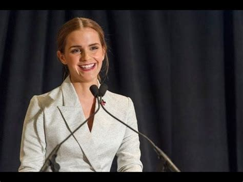 // Emma Watson Delivers Game-Changing Speech on Feminism