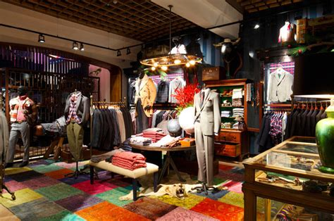 » Tommy Hilfiger flagship store, Brompton Road, London