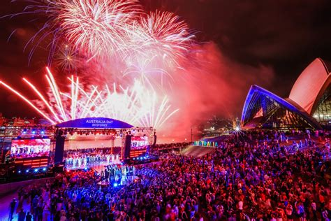 Darling Harbour's 'Australia Day Spectacular' Relocated To