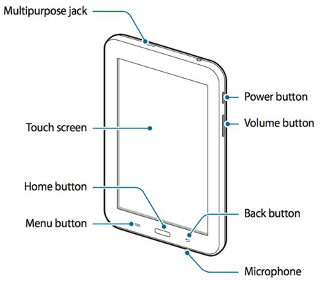 Official user manual appears online for Samsung Galaxy Tab