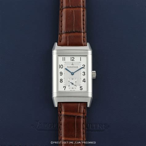 Pre-owned Jaeger LeCoultre Reverso Grande Taille q2708410