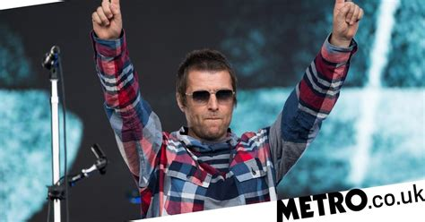 Liam Gallagher puts his name in the hat to record Bond 25