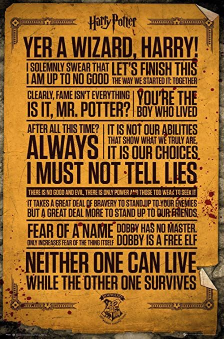 27 Most Famous Harry Potter Quotes That You Must Read