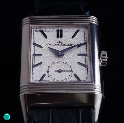 Review: Jaeger LeCoultre Reverso Tribute Duo