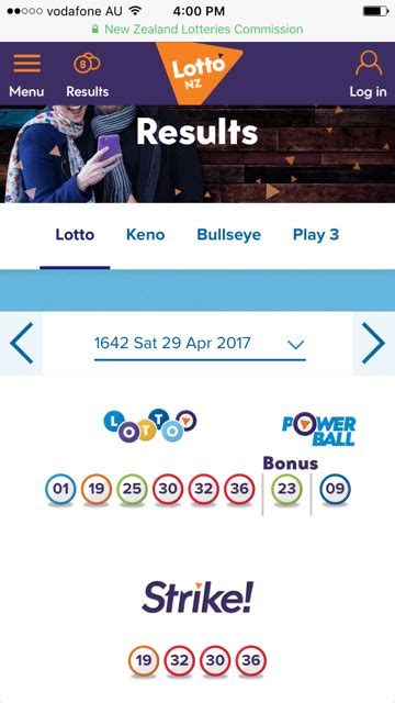 How to Check the NZ Lotto Results on Your Mobile in New