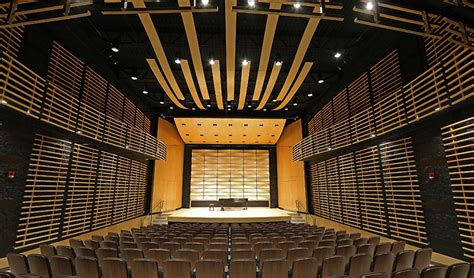 Facilities - Don Wright Faculty of Music - Western University