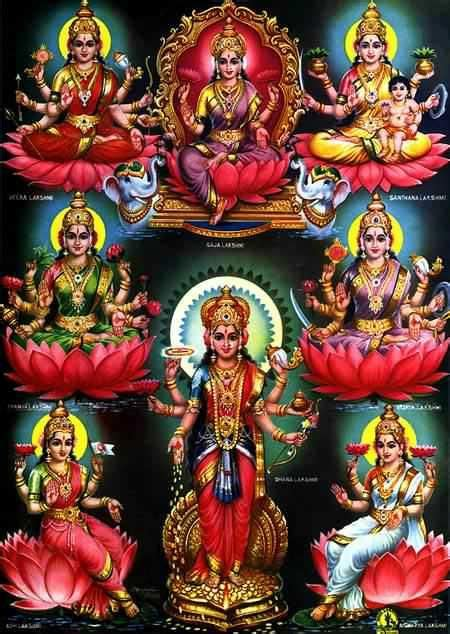 Hindu Goddesses and Deities - Photos, Details, Iconography