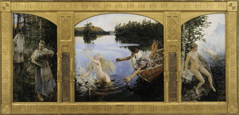 The Story in Paintings: Kalevala, Finland's Epic 2 – The