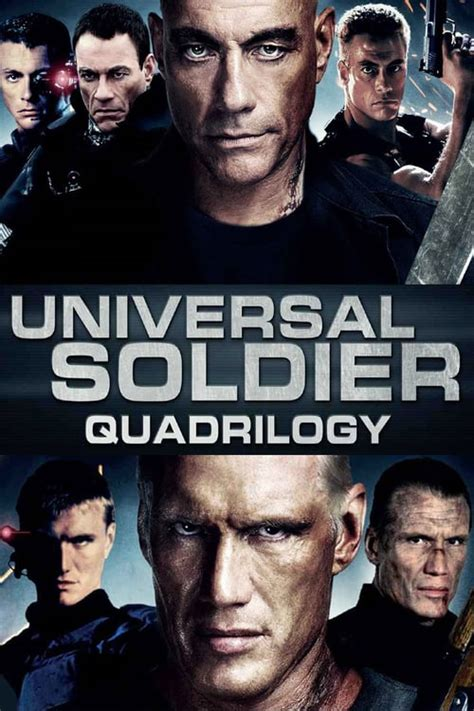Universal Soldier Collection - Changes — The Movie