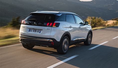 2018 Peugeot 3008 pricing and specs: New-gen SUV touches
