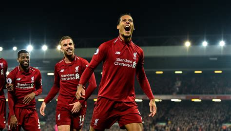 Liverpool must win title to keep 'colossus' Virgil van