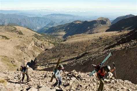 Escaping Expectations and Facing Mortality on Pico de