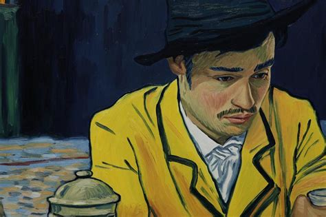 Painted Van Gogh film to premiere at the 2017 BFI London
