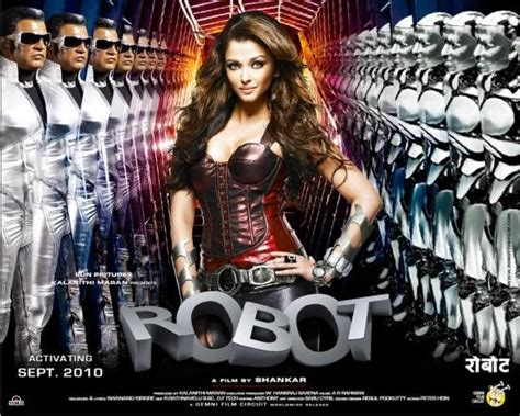 Robot: Indian Movie Has World's Most Insane Special