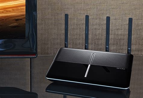 TP-Link Archer C2600 Wireless AC2600 4×4 Dual Band Router