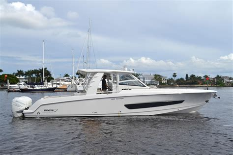 2015 Boston Whaler 42 OUTRAGE Power Boat For Sale - www